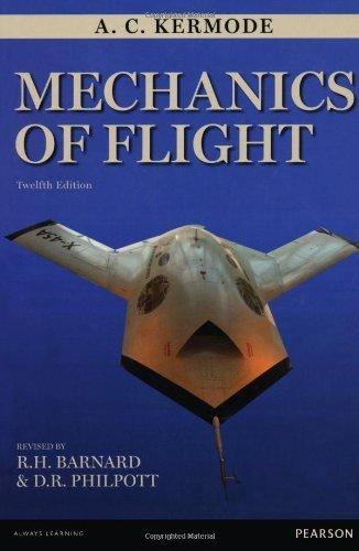 Mechanics Of Flight 12 Ill Edition By Kermode A C Philpott D R 2012 Paperback