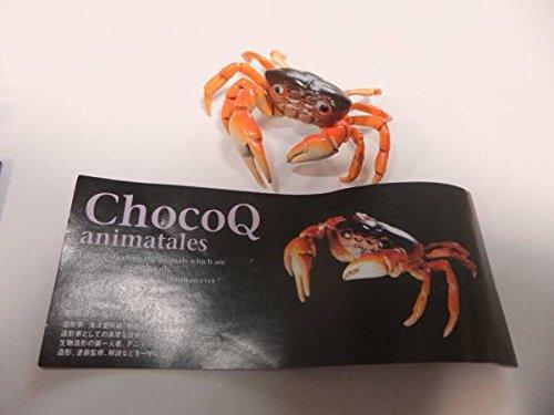 チョコQ 日本の動物 第9弾 221b.サワガニ (赤褐色型)
