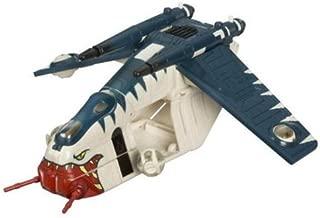 Star Wars 30th Anniversary Saga 2008 Transformers Action Figure Clone Pilot to Republic Gunship by Star Wars