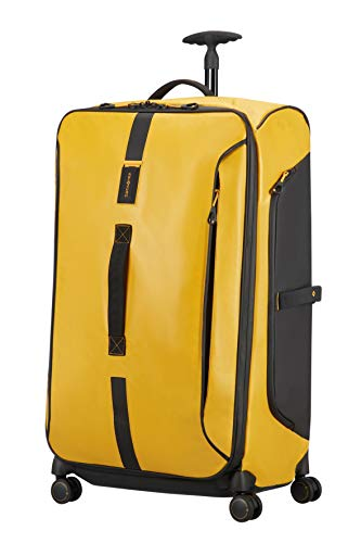 SAMSONITE Paradiver Light - Spinner Duffle Bag 79/29 Bolsa de viaje, 79 cm, 125 liters, Amarillo (Yellow)