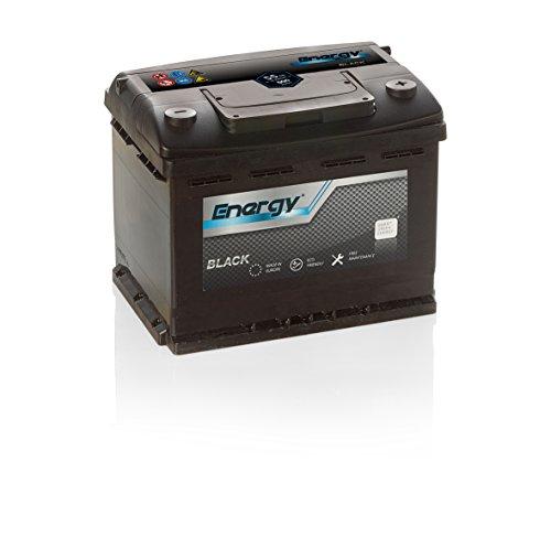 Bateria Energy E550 - 55Ah 12V 500A. 242x175x175