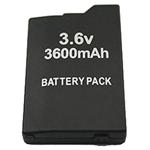 TOOGOO 1 pcs Seulement pour Psp Batterie Slim 2000 3000 Recharge Rechargeable 3600mah