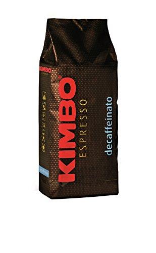 Kimbo Espresso Decaffeinato 1kg ganze Bohnen