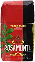 Yerba Mate Tea Reviews: Rosamonte