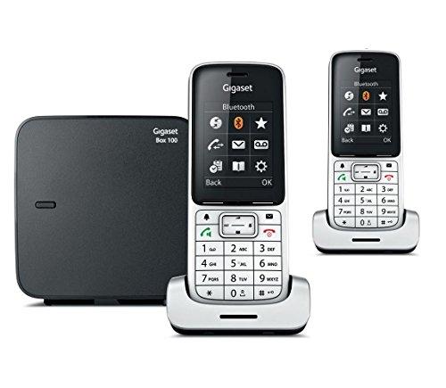 Gigaset SL450 DUO - Schnurloses Telefon