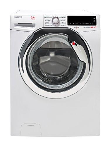 Hoover WDXA 42365 Waschtrockner / 970 kWh / Waschen und Trocknen in 59 Minuten