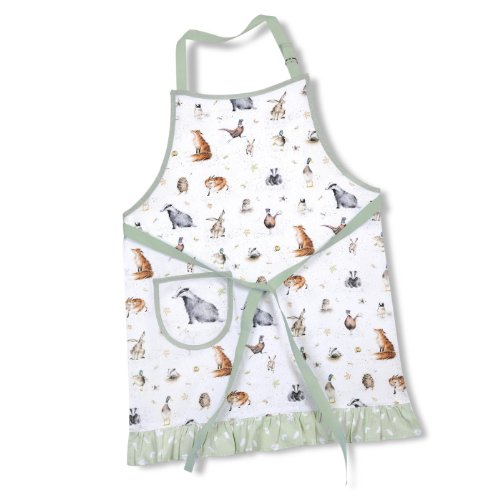 Wrendale by Royal Worcester Cotton Drill Apron