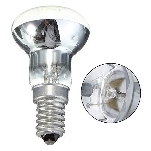 1/2/4/8 Packung Lava-Lampe 30 Watt, R39 E17 Ersatz-Glühbirne Motion Reflector-Lampen, für Lava-Lampen, Glitzer-Lampen