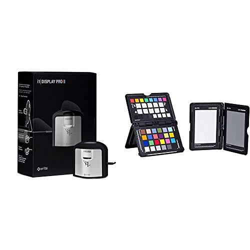X-rite i1Display Pro - Calibrador y perfilador de pantallas y monitores + ColorChecker Passport Photo 2