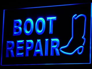 Boot Repair Shoe Shop LED Sign Neon Light Sign Display i502-b(c)