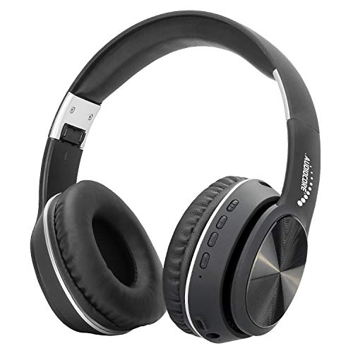 Auriculares inalámbricos V5.0 + EDR Bluetooth Audiocore AC705 Negro, Alcance inalámbrico de hasta 10 m, Modelo cómodo y ergonómico