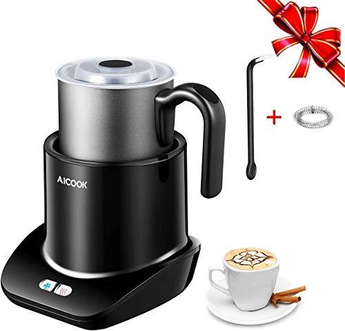 Espumador y calentador de leche eléctrico de Aicook