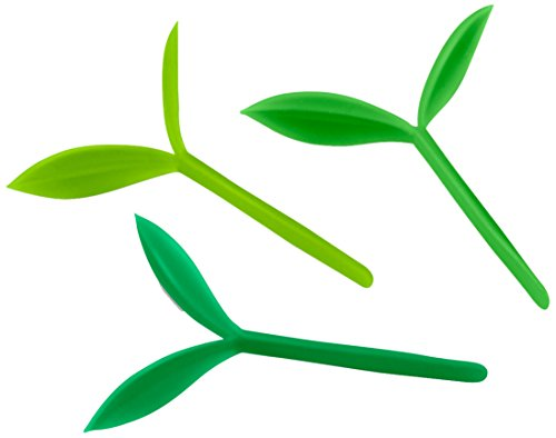 Fred SPROUT Little Green - Marcapáginas (6 unidades), color verde