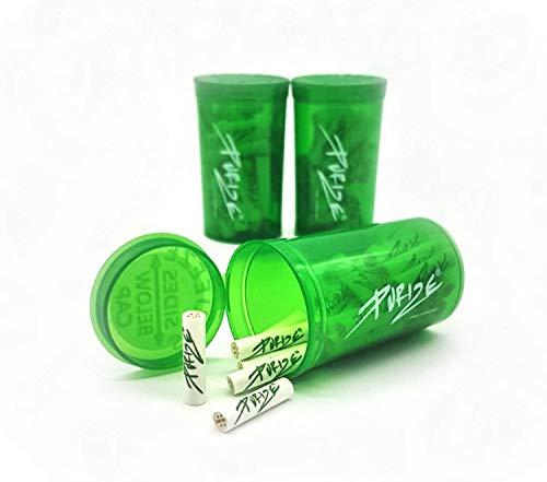 PURIZE 99 (3 x 33 Stück) Xtra Slim Size Aktivkohlefilter Ø 6 mm im Luft-, Wasser-, und staubdichten PopUp