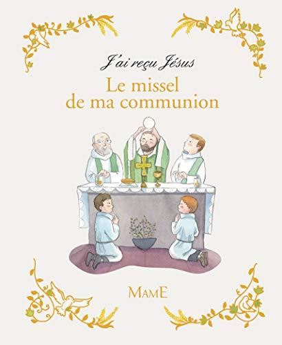 Le missel de ma communion