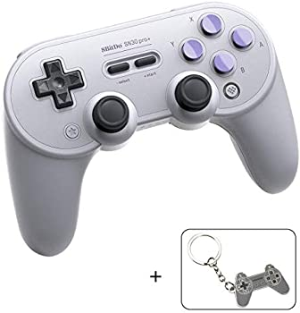 8Bitdo Sn30 Pro Plus Wireless Controller for Nintendo Switch (Sn Edition)