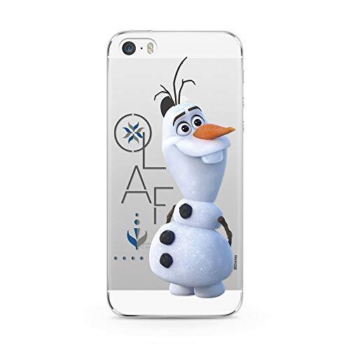Ert Group DPCOLAF1501 Custodia per Cellulare copertura per cellulare Disney Olaf 004 iPhone 5/5S/SE