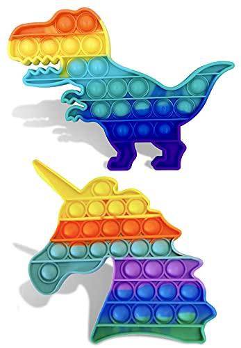 Pop-Up-Spielzeug für Kinder und Erwachsene, 2 Stück