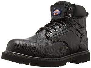 Dickies Men's Prowler Work Boot, Black, 8.5 M US