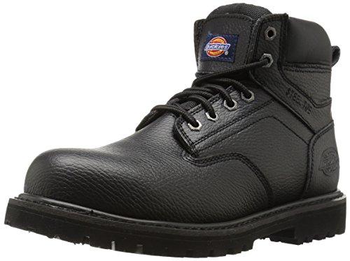 Dickies Men's Prowler Work Boot, Black, 9.5 M US