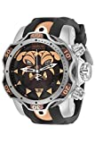 Invicta 30348 Men's Reserve Venom Black Silicone Strap Watch