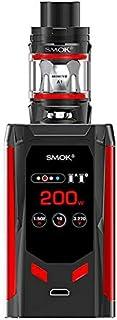 SMOK R-Kiss 200W Kit and TFV-Mini V2 2mL Tank Cigarrillo electrónico (Negro/Rojo) Sin Tabaco - Sin Nicotina