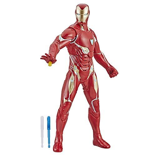 Hasbro Marvel Avengers: Endgame Elektronischer Iron Man 33 cm große Action-Figur mit 20+ Sounds und Sätzen