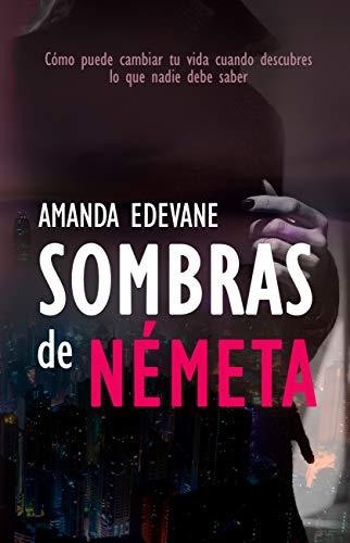 Portada del libro Sombras de Németa de Amanda Edevane