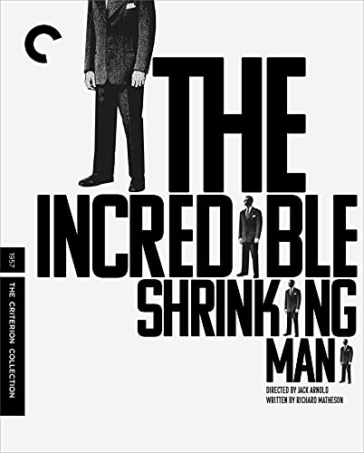 The Incredible Shrinking Man (The Criterion Collection) [Blu-ray]