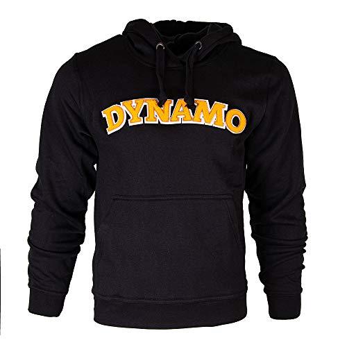 SG Dynamo Dresden Kapuzensweater Schriftzug, Größe:XXL