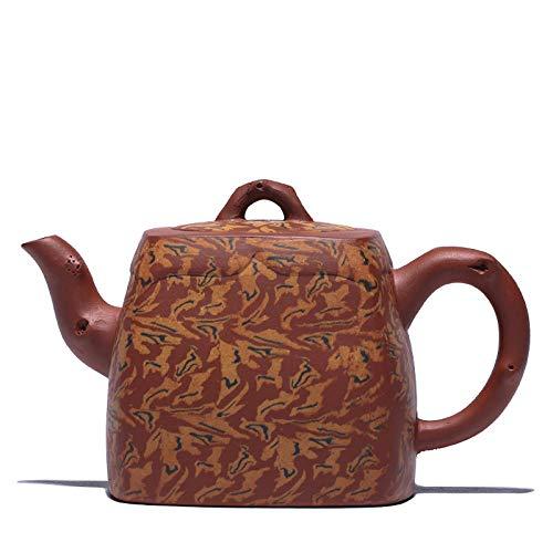 Hecha A Mano Zisha Tetera Purple Clay Teapot