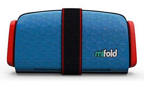 Mifold MF01-EU-DBL - Elevador de silla de coche, azul vaquero