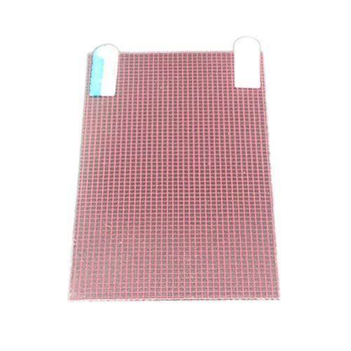Protector de pantalla universal, película protectora Pantalla de teléfono inteligente universal Tableta Película protectora de GPS Película protectora antiarañazos