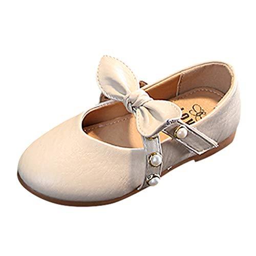 Calzados Muchacha Zapatos niña otoño Arco Princesa