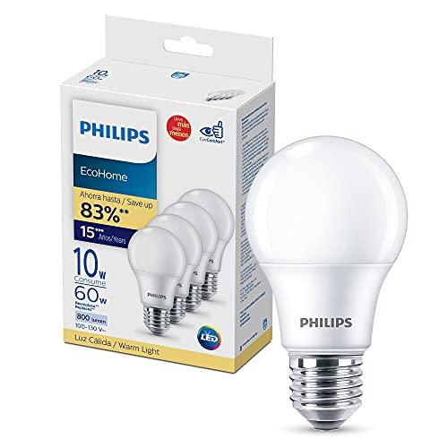 led de 10 watts fabricante PHILIPS