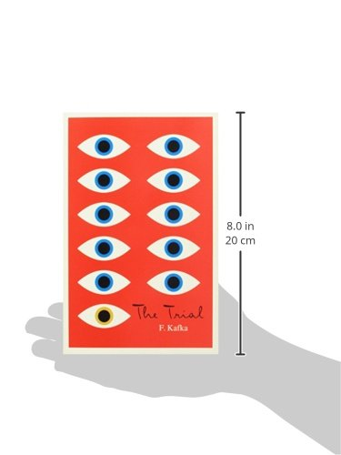 The Trial: A New Translation Based on the Restored Text (The Schocken Kafka Library), Book Cover May Vary