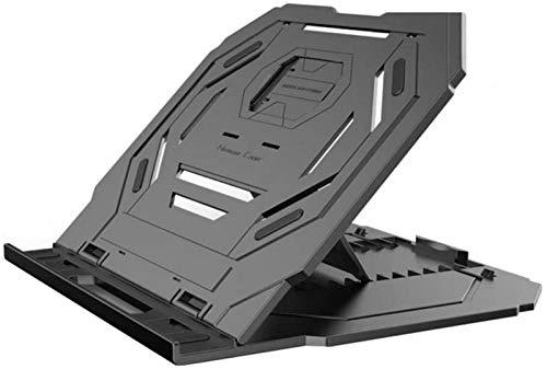 Laptop Stand, Lightweight Adjustable Laptop Riser, Desktop Laptop Holder, Cooling Stand, for Notebooks 10'-17'
