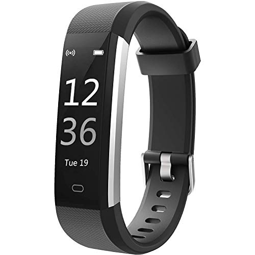 Fitness Tracker, IP67 Waterproof Activity Tracker, Fitness Tracker Activity Tracker Watch with Pedometer Step Counter Watch and Sleep Monitor Calorie Counter Watch, Slim Smart Bracelet for Men Women