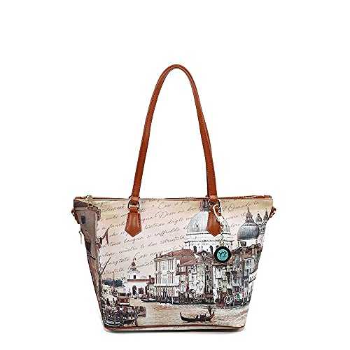 YNOT Shopping Bag Small Venezia Canal Grande