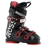 Rossignol EVO 70 Botas de esquí, Adultos Unisex, Black Red, 29.0