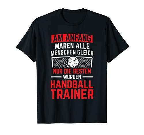 Balón de balonmano para mejores personas Camiseta