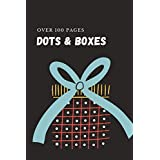 Dots & Boxes - Over 100 Pages: A Classic Strategy Game - Large and Small Playing Squares - Big Book: Dot to Dot Grid, Game of Dots, Boxes, Dot and Line, Pigs in a Pen - Blank Pages