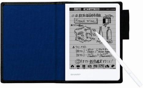 SHARP sharp electronic memo San Jose Mall WG-N10 Fashionable notebook: pad