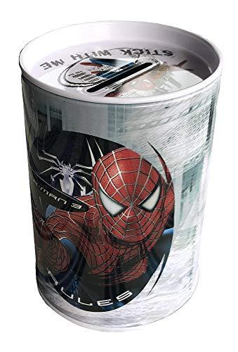 BWR Spiderman - Hucha pequeña con tapa abatible