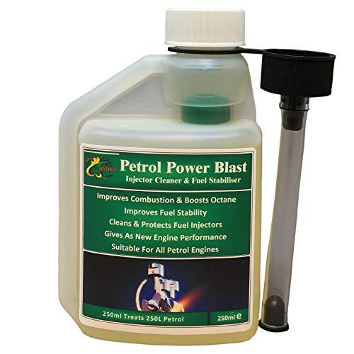HYDRA Petrol Power Blast 250ml Treats UpTo 250 litres Fuel...