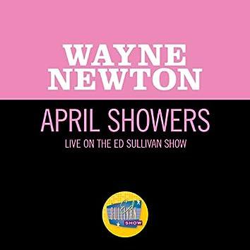 April Showers (Live On The Ed Sullivan Show, February 13, 1966)