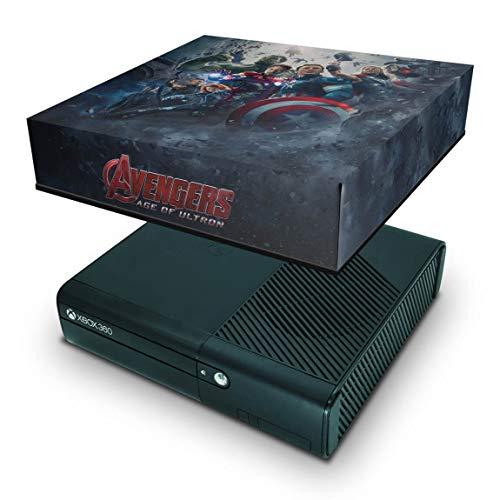 Capa Anti Poeira Xbox 360 Super Slim - Vingadores Ultron