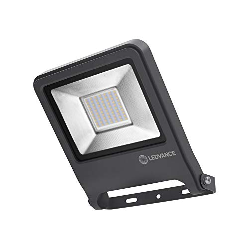 LEDVANCE LED Fluter, Leuchte für Außenanwendungen, Warmweiß, 226,0 mm x 201,0 mm x 37,0 mm, ENDURA FLOOD