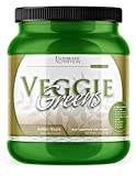 Ultimate Nutrition Vegetable Greens Golden Maple 18 oz by Ultimate...