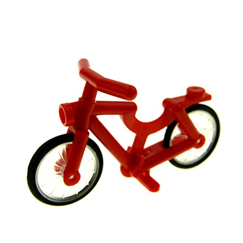 LEGO City - 1 rotes Fahrrad Bike